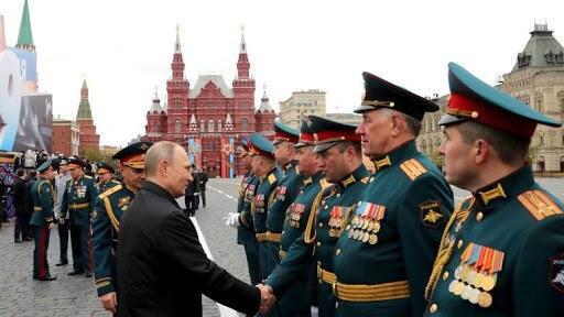 Tổng thống Nga Putin: Chúng ta không được quên bài học về chiến tranh Ảnh 1