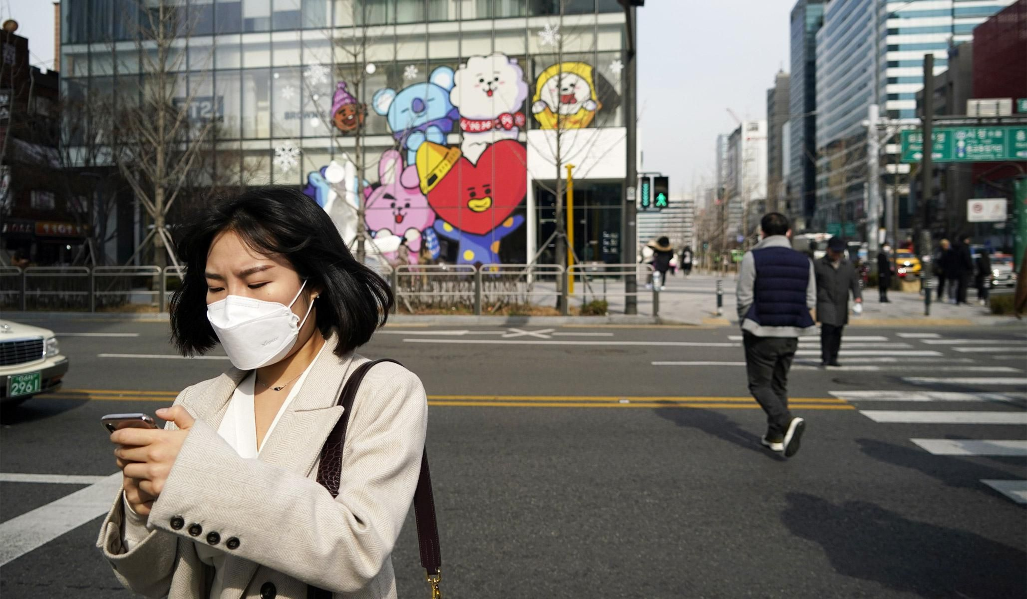 Ngày càng nhiều phụ nữ Hàn mất việc vì Covid-19 Ảnh 1