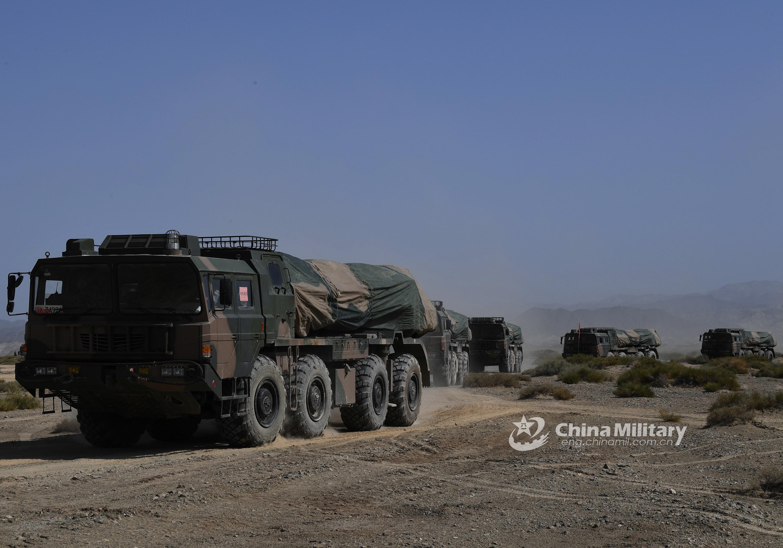 Trung Quốc triển khai rocket phóng loạt tầm xa sát biên giới Ấn Độ Ảnh 1