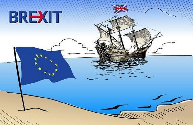 Phản ứng của Pháp đối với Anh liên quan các thỏa thuận hậu Brexit Ảnh 1