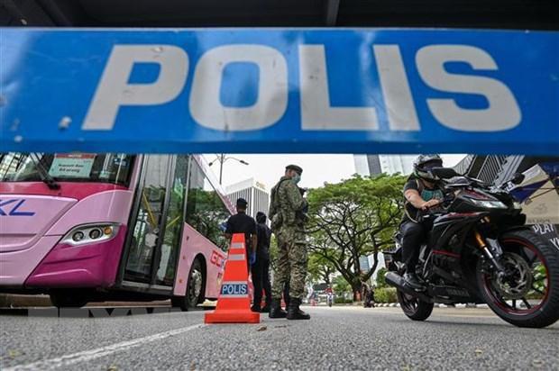 Malaysia ban bố lệnh phong tỏa toàn quốc vì dịch COVID-19 Ảnh 1