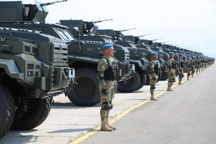 Uzbekistan: Trái học thuyết quốc phòng, Mỹ không được triển khai căn cứ Ảnh 1