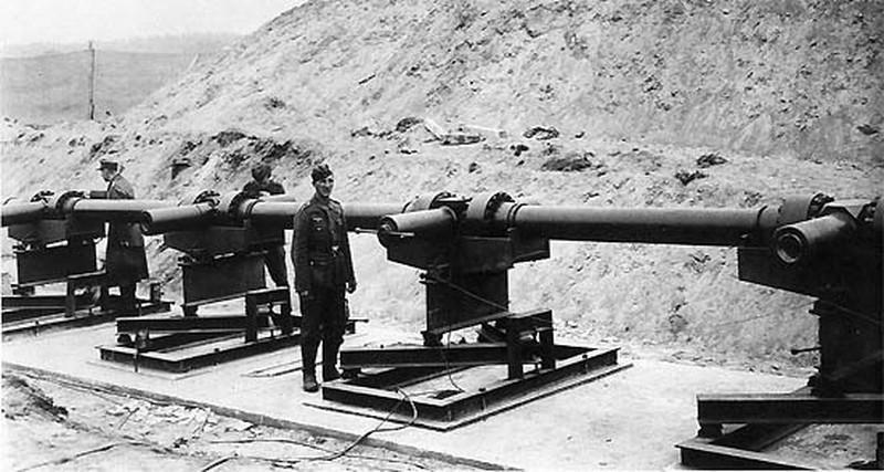 Những bí ẩn xoay quanh pháo 'phục hận' V3 thời Thế chiến II Ảnh 1