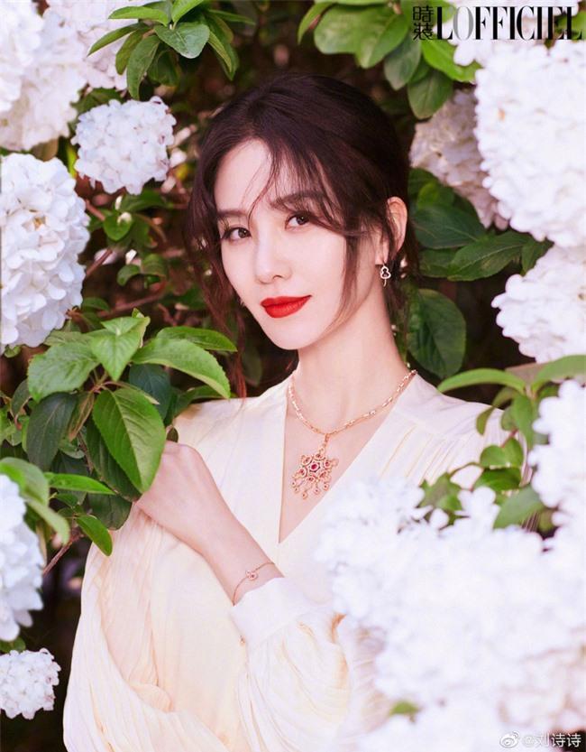 Giá trị thương mại của các tiểu hoa 85: Dương Mịch, Angelababy vẫn phải lép vế trước mỹ nhân này Ảnh 8