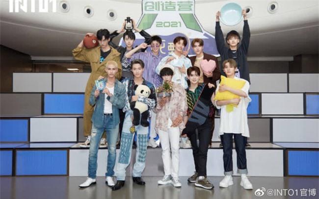 Sáng tạo doanh 2021: Running Man 'tát nước' vào fan INTO1, Mika - Santa - Lưu Vũ không được mời quay show Ảnh 2