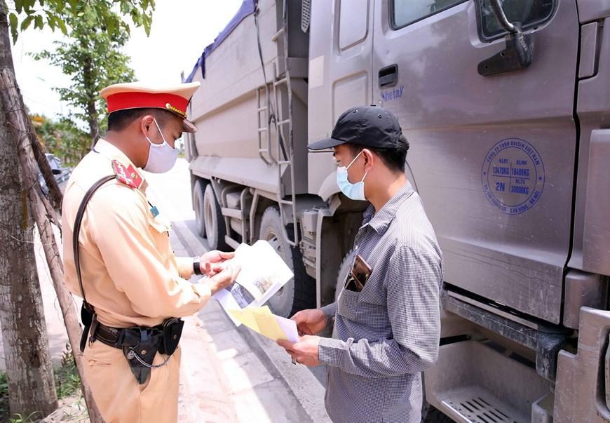 CSGT Hà Nội huy động lực lượng hướng tới ngày hội bầu cử Ảnh 15