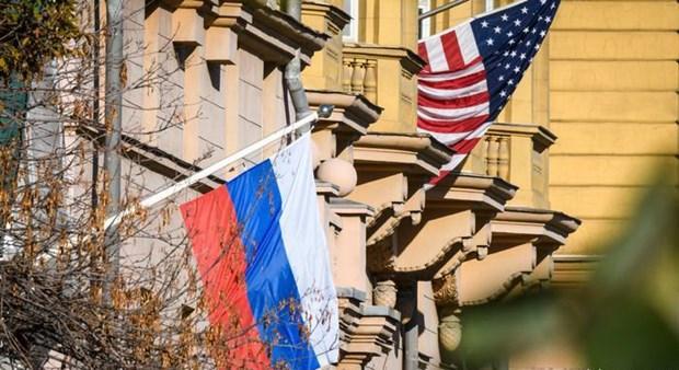 Đại sứ quán Mỹ tại Moskva dừng phần lớn dịch vụ lãnh sự Ảnh 1