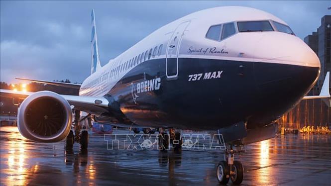Boeing khắc phục lỗi hệ thống điện của máy bay 737 MAX Ảnh 1