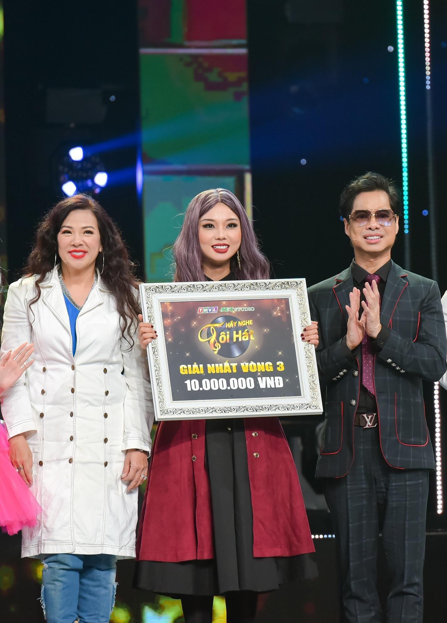 Thái Bảo giành cú đúp giải nhất tuần chương trình 'Hãy nghe tôi hát' Ảnh 4