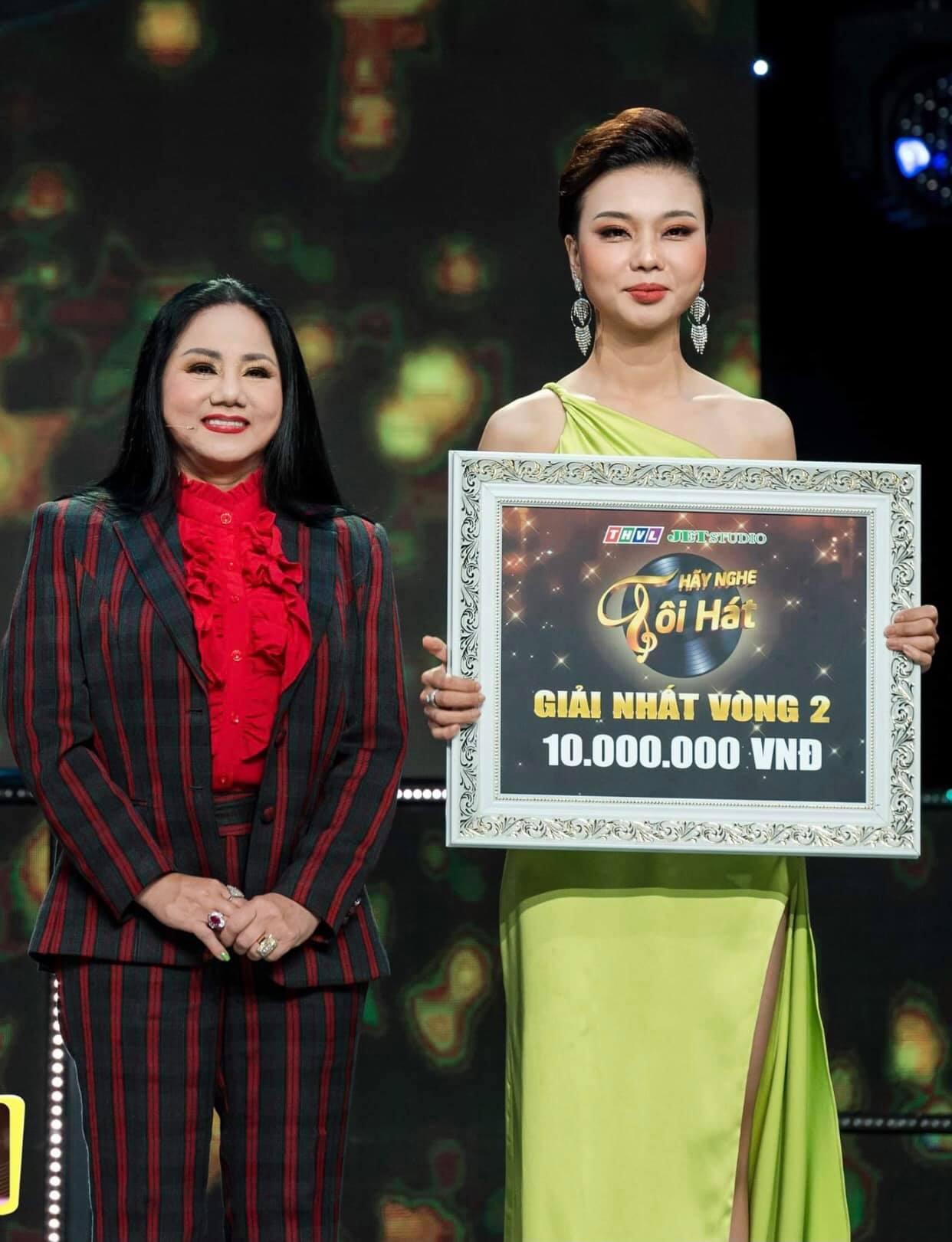 Thái Bảo giành cú đúp giải nhất tuần chương trình 'Hãy nghe tôi hát' Ảnh 2