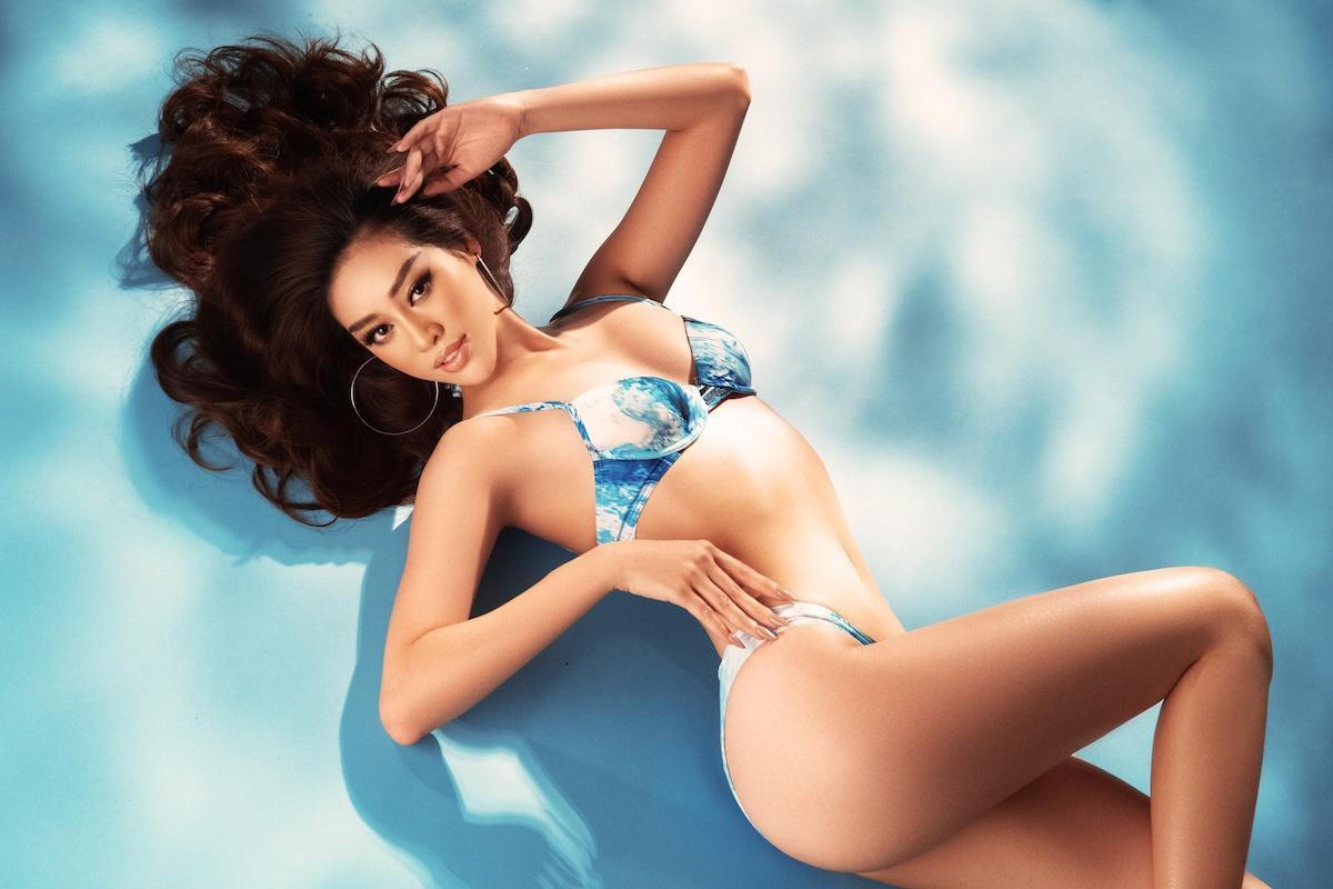 Vì sao Khánh Vân lại chọn diện bikini dáng cổ điển trong những bộ ảnh gần đây? Ảnh 6
