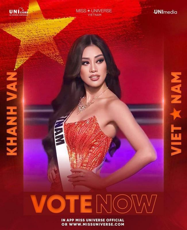 Khánh Vân nhận được 'cơn mưa' lời khen sau Đêm Bán kết Miss Universe 2020 Ảnh 8