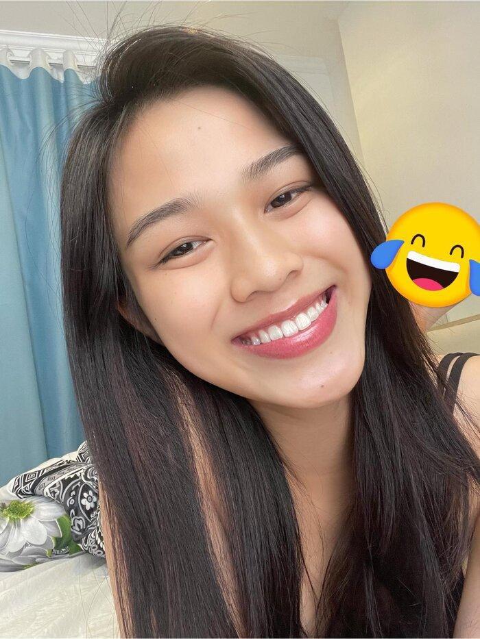 Hoa hậu Đỗ Thị Hà khoe mặt mộc vừa mới ngủ dậy, fan hết lời khen ngợi vì quá xinh đẹp Ảnh 5