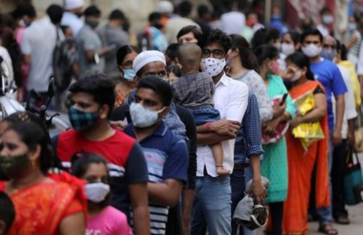 Thủ đô New Delhi (Ấn Độ) kéo dài phong tỏa thêm 1 tuần Ảnh 1