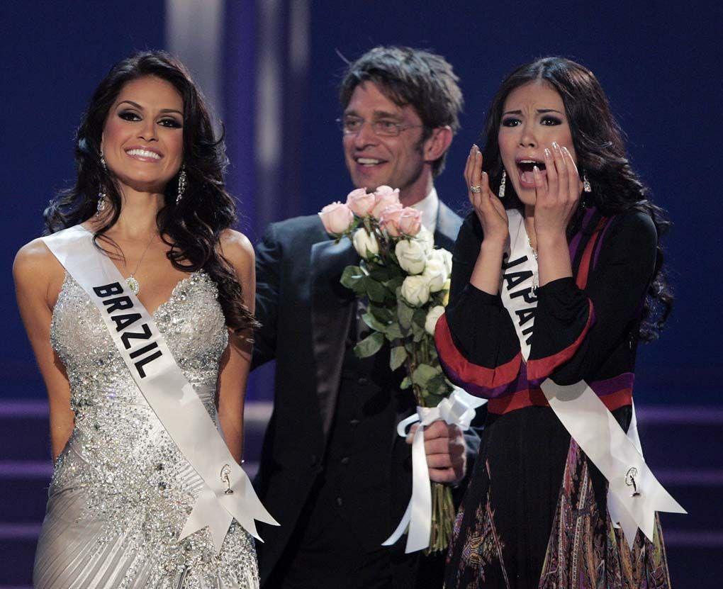 'Điềm báo' ngôi vị Á hậu 1 Miss Universe của đại diện Brazil: Tất cả đều đến từ nam MC? Ảnh 2