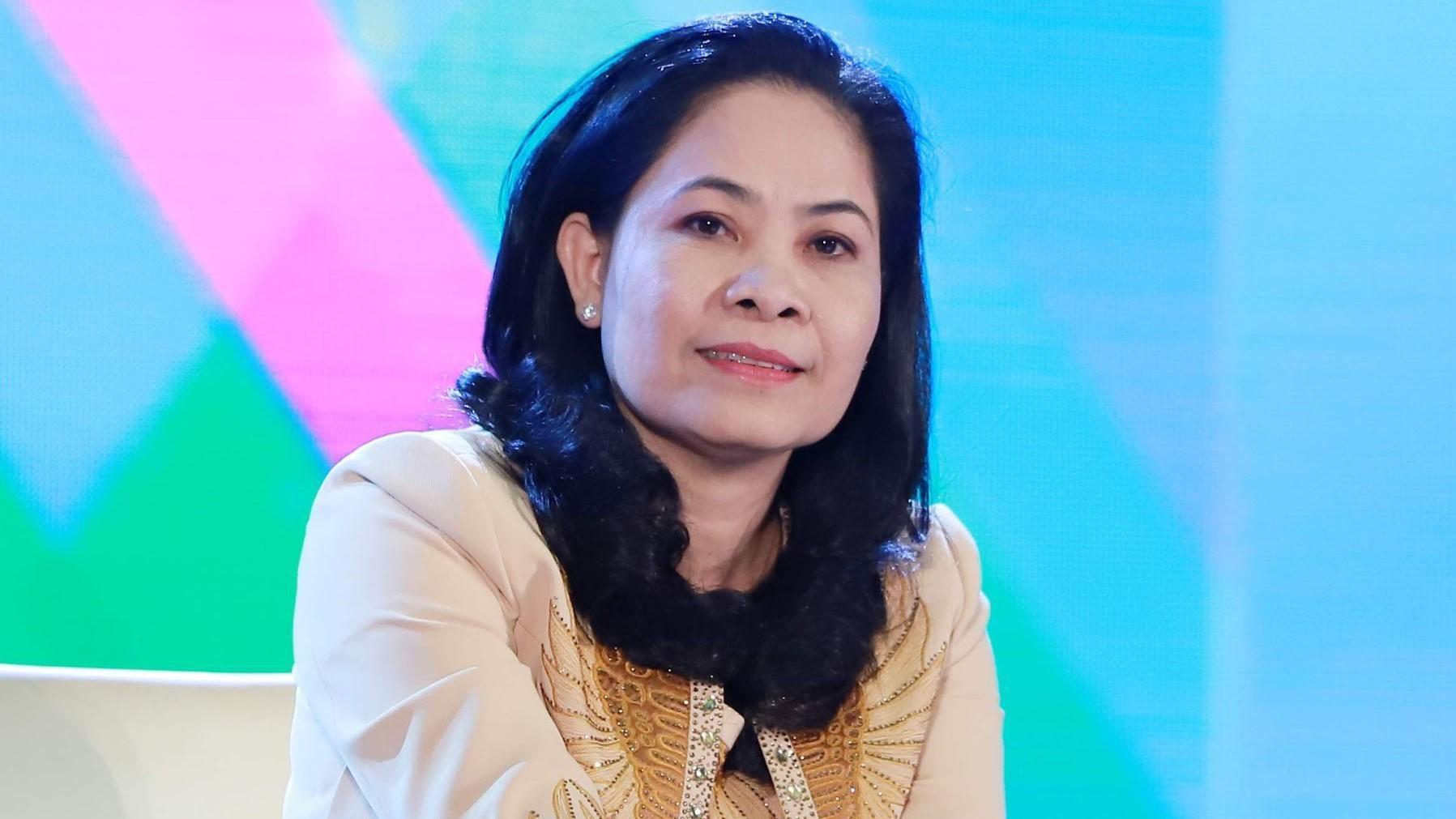 Chân dung 'nữ tướng' Thép TVP Ninh Thị Bích Thùy Ảnh 1