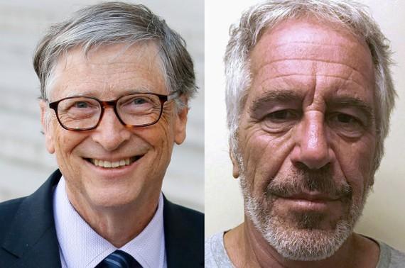 Bill Gates nhờ tội phạm ấu dâm Jeffrey Epstein tư vấn chuyện ly dị vợ? Ảnh 1