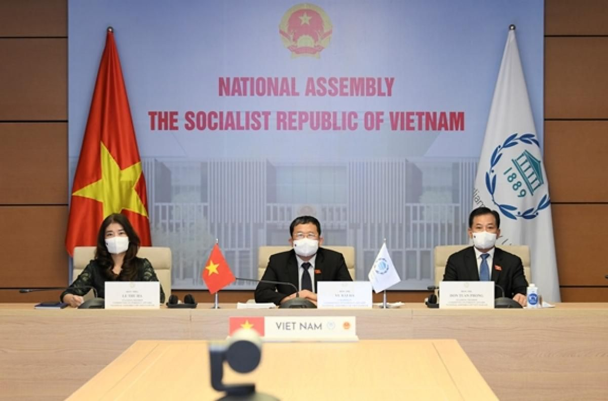 Việt Nam tham dự Phiên họp của Ủy ban Thường trực về Hòa bình và An ninh quốc tế Ảnh 1