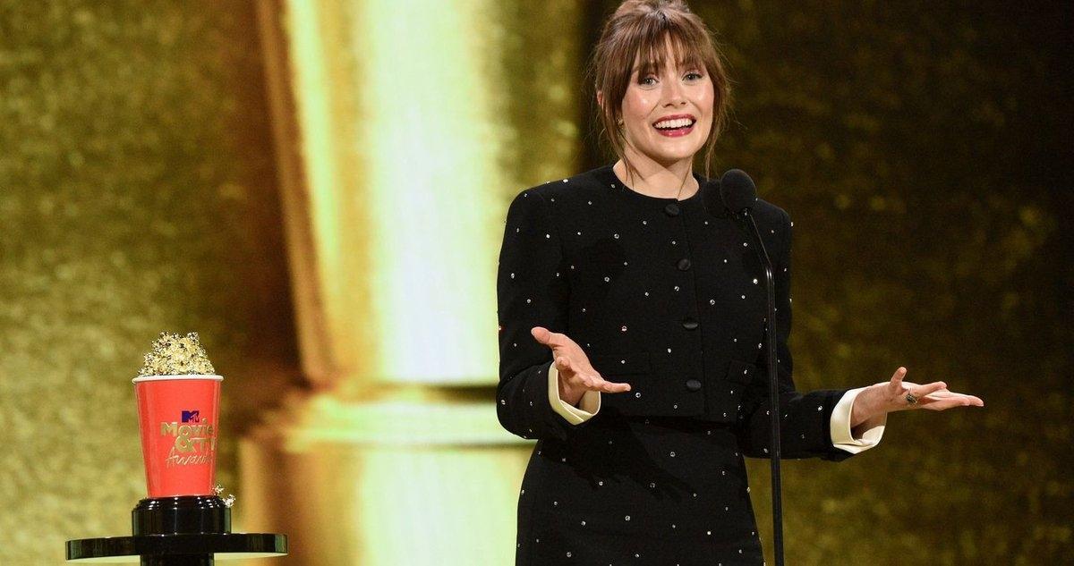 Dàn sao Marvel thắng lớn tại giải thưởng MTV Movies & TV Awards Ảnh 2