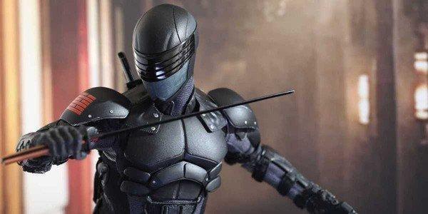 Đội đặc nhiệm G.I. Joe: 'Trai đẹp nhà giàu' Henry Golding làm ninja cực ngầu Snake Eyes Ảnh 1