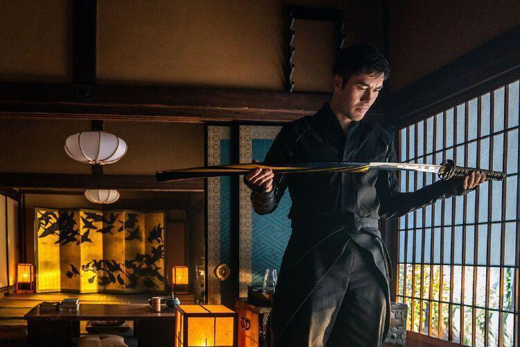 Đội đặc nhiệm G.I. Joe: 'Trai đẹp nhà giàu' Henry Golding làm ninja cực ngầu Snake Eyes Ảnh 2
