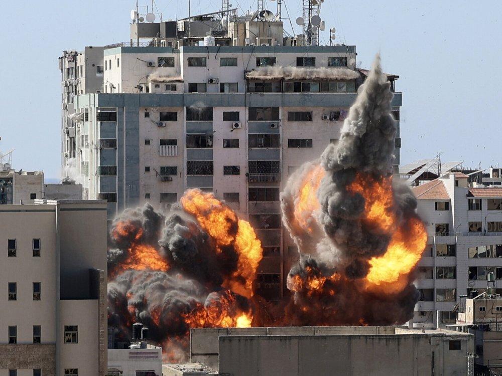 Xung đột Palestine-Israel: Trung Quốc kêu gọi Mỹ chia sẻ trách nhiệm thay vì 'đổ dầu vào lửa' Ảnh 1