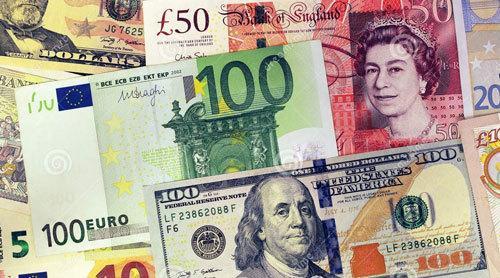 Tỷ giá ngoại tệ ngày 18/5: Đuối sức, USD giảm Ảnh 1