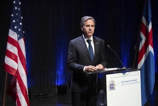 Ngoại trưởng Blinken: Mỹ muốn 'tránh quân sự hóa' Bắc Cực Ảnh 1