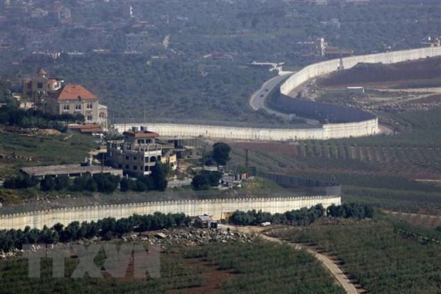 Quân đội Israel bắn vào nhóm tuần tra quân sự của Liban Ảnh 1