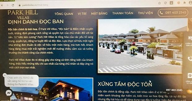 Thừa Thiên-Huế: Xử phạt doanh nghiệp 120 triệu đồng vì quảng cáo sai Ảnh 1