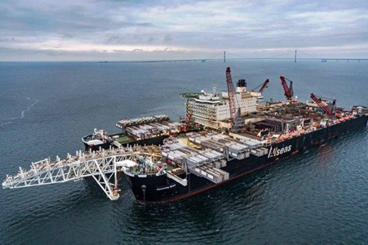 Rộ tin Mỹ miễn trừ trừng phạt với Nord Stream 2, nhưng vẫn giữ 'phương án B' Ảnh 1