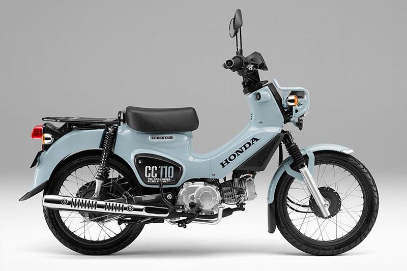 Honda Cross Cub 110 2021 phiên bản giới hạn, giá hơn 72 triệu đồng Ảnh 2
