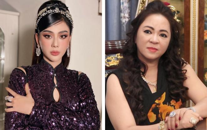 Pha xử lý cồng kềnh của Lâm Khánh Chi khi bàn về phát ngôn 'khán giả nuôi nghệ sĩ' từ bà Phương Hằng Ảnh 7