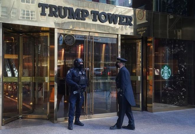Công ty của ông Trump bị điều tra hình sự Ảnh 1