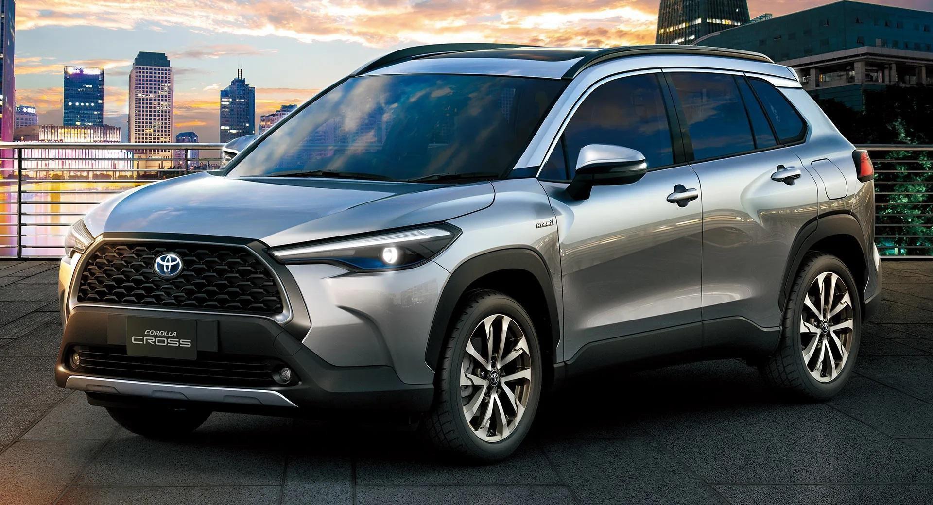 Toyota Corolla Cross sắp được bán tại Mỹ? Ảnh 1