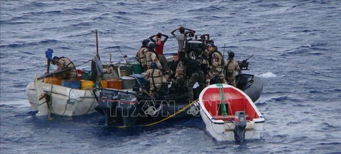 Kêu gọi thành lập liên minh chống cướp biển ở Vịnh Guinea Ảnh 1