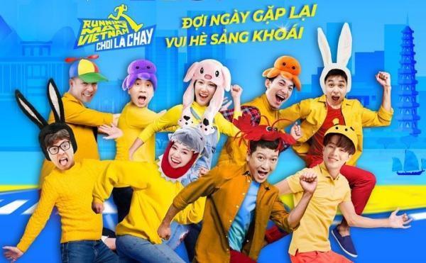 Running Man Việt Nam tung poster mới siêu hài, Jack bỗng trở nên khác biệt ở dàn cast Ảnh 1