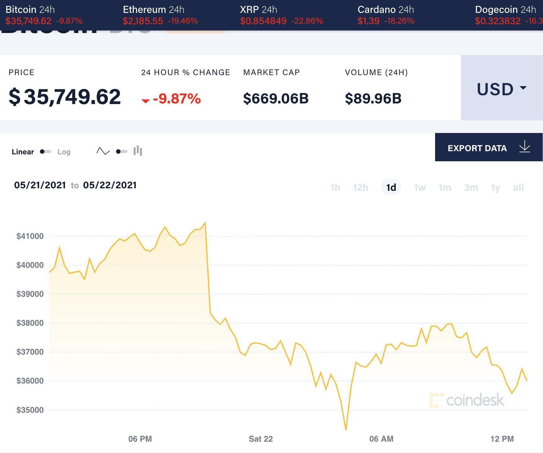 'Đầu tư Bitcoin không dành cho người yếu tim' Ảnh 1