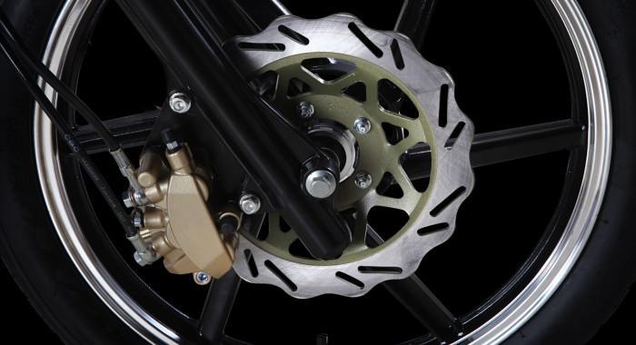 Xe máy số Daytona DY125RS 2021 ra mắt, giá 45 triệu đồng Ảnh 15