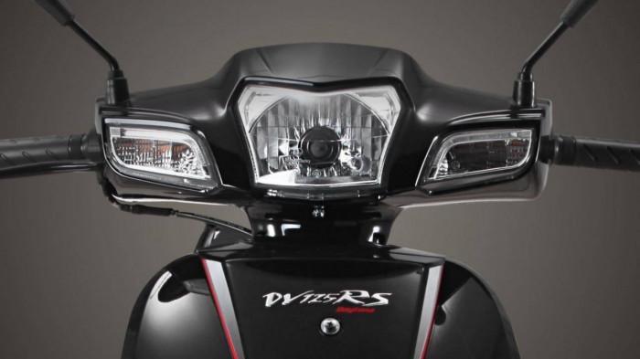 Xe máy số Daytona DY125RS 2021 ra mắt, giá 45 triệu đồng Ảnh 1