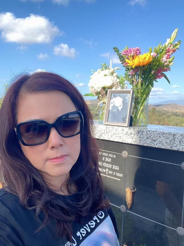 Nửa năm sau ngày mất của chồng, bà xã NS Chí Tài chia sẻ lại kỷ niệm khiến dân mạng 'cay khóe mắt' Ảnh 4