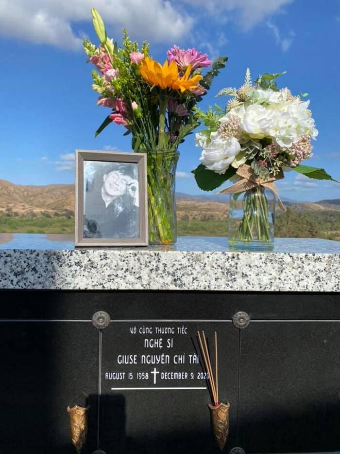 Nửa năm sau ngày mất của chồng, bà xã NS Chí Tài chia sẻ lại kỷ niệm khiến dân mạng 'cay khóe mắt' Ảnh 3
