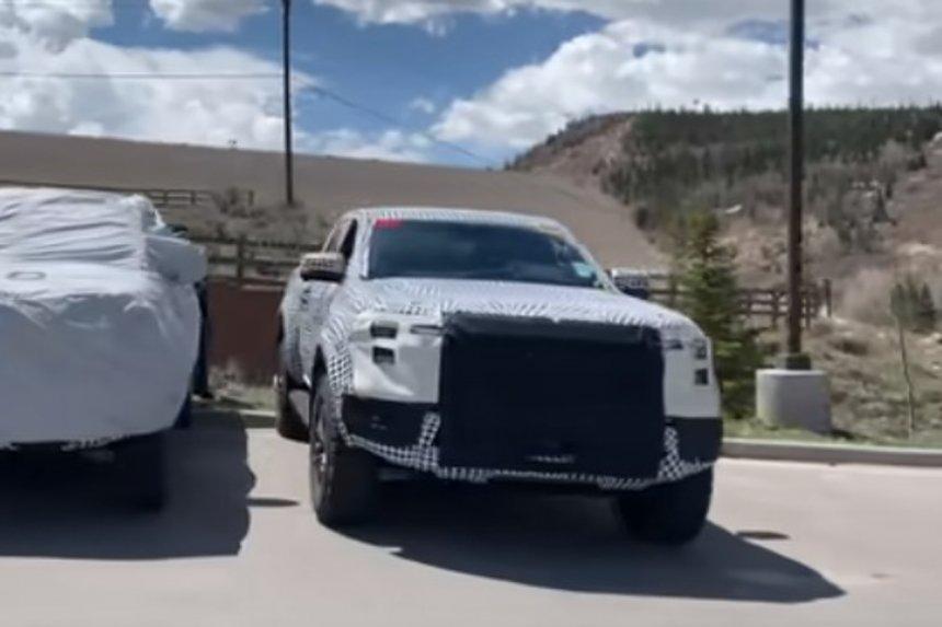 Ford Ranger Raptor thế hệ mới lộ diện Ảnh 2