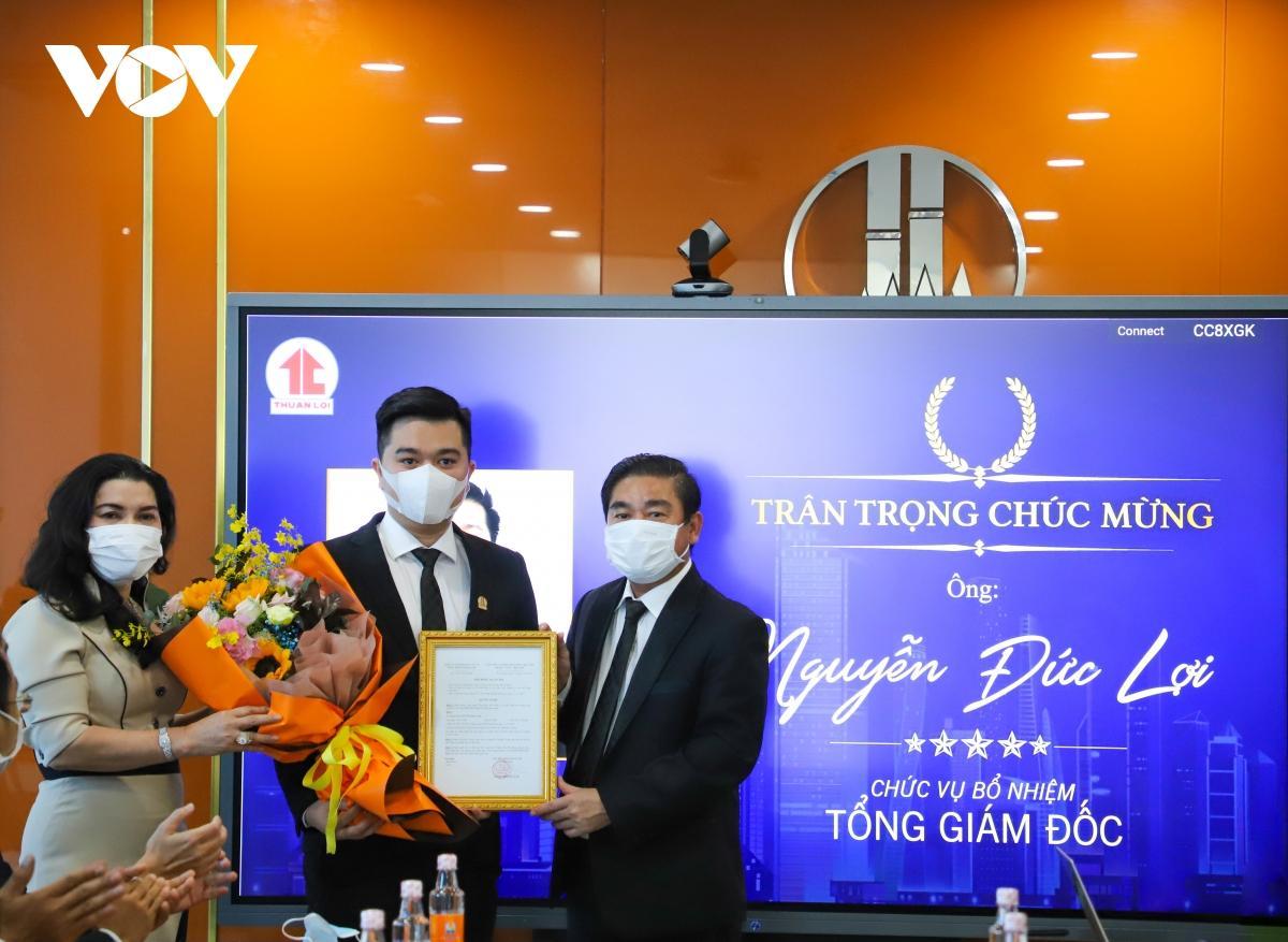 Kim Oanh Group có tân Tổng Giám đốc 9X Ảnh 2