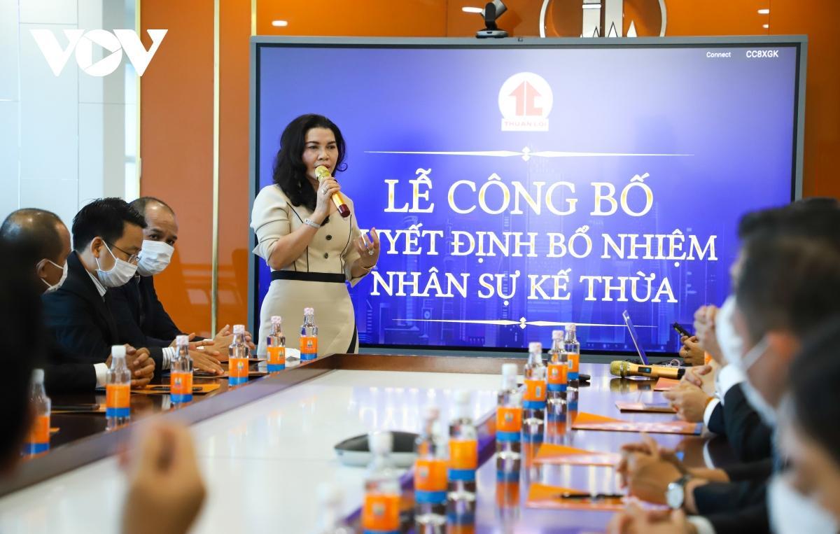 Kim Oanh Group có tân Tổng Giám đốc 9X Ảnh 1