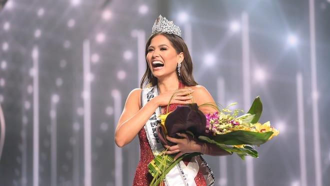 Mãn nhãn cuộc thi Hoa hậu Hoàn vũ sau 1 năm trì hoãn Ảnh 1