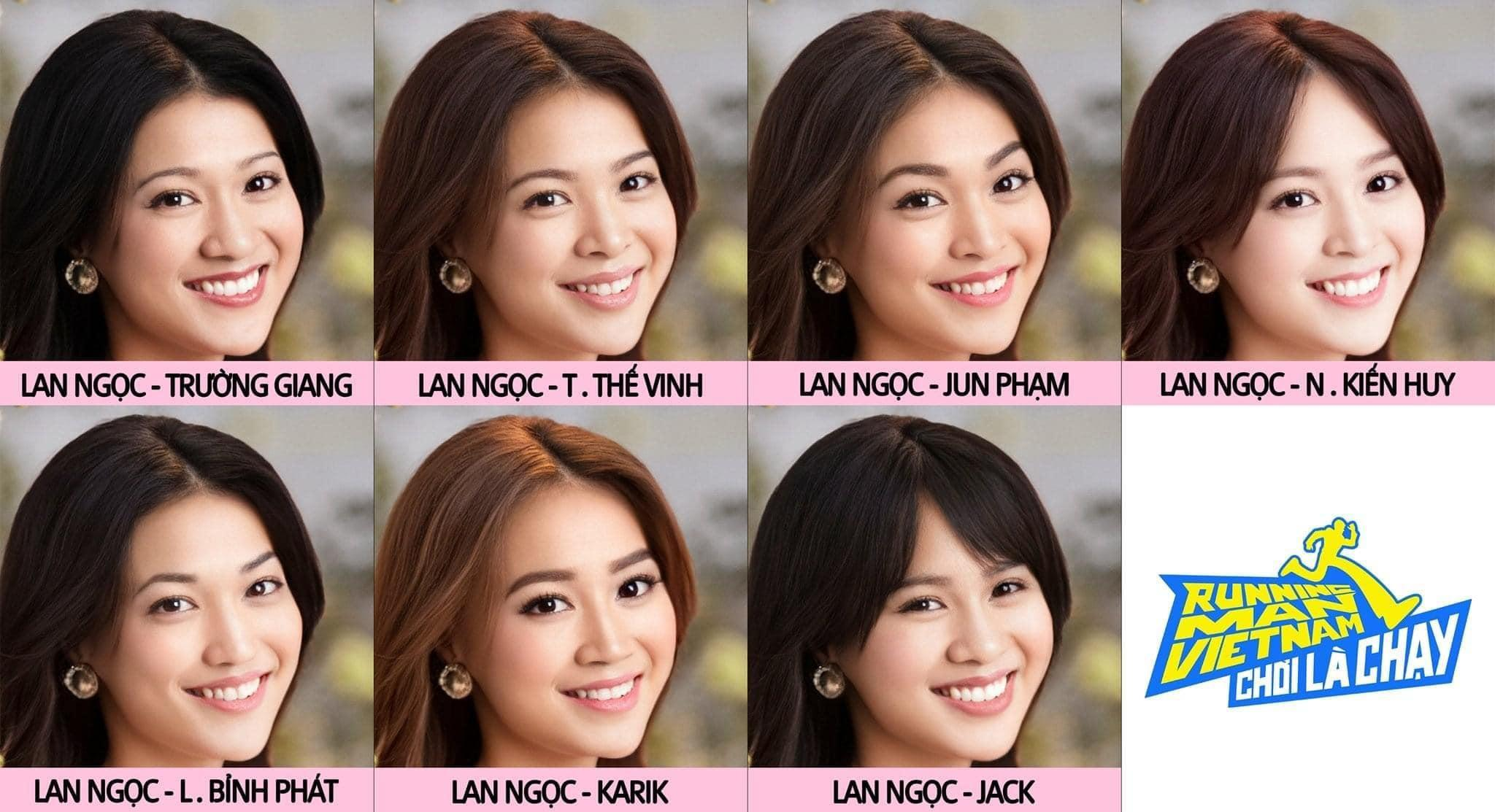 Hai đóa hồng của Running Man Việt Nam phấn khích khi kết hợp 'visual' với dàn cast nam Ảnh 1