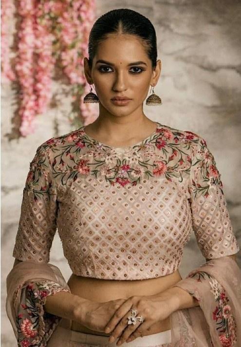 Đại diện Ấn Độ tại Hoa hậu Hòa bình Quốc tế 2021 Ảnh 4