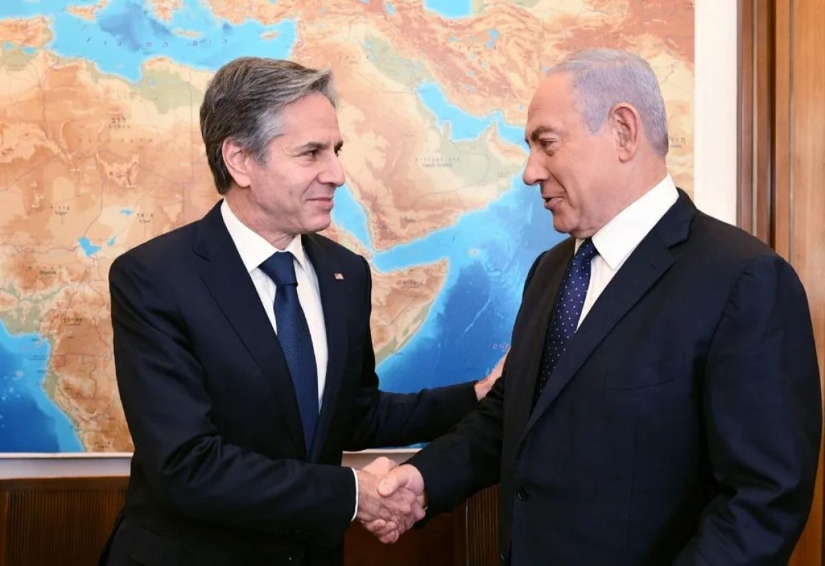 Thủ tướng Israel cảnh báo nếu Hamas tấn công Ảnh 1