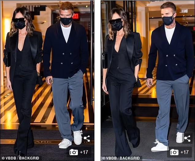 Victoria Beckham 'thả rông', tay trong tay cùng ông xã hẹn hò Ảnh 7